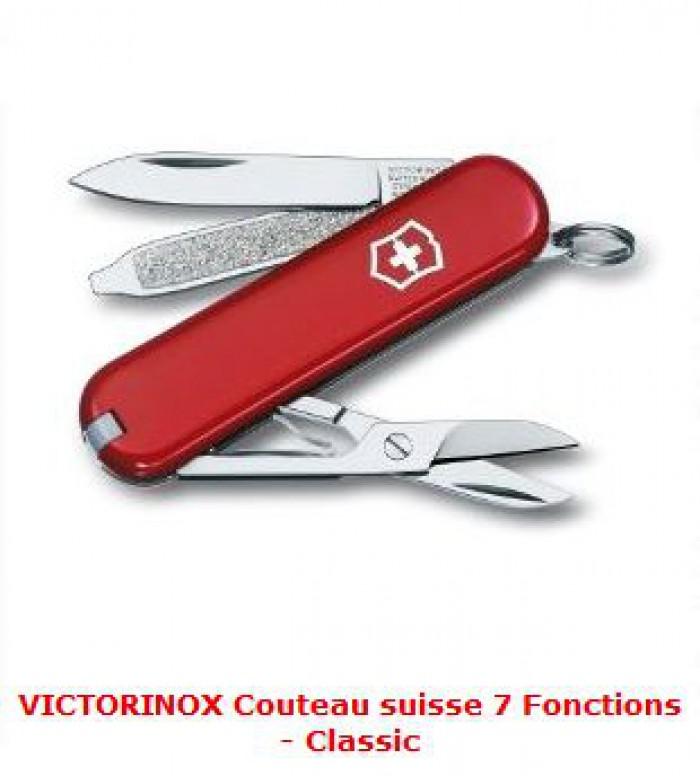 Couteau Suisse 12 Fonctions Spartan Victorinox Spinassou Sarl