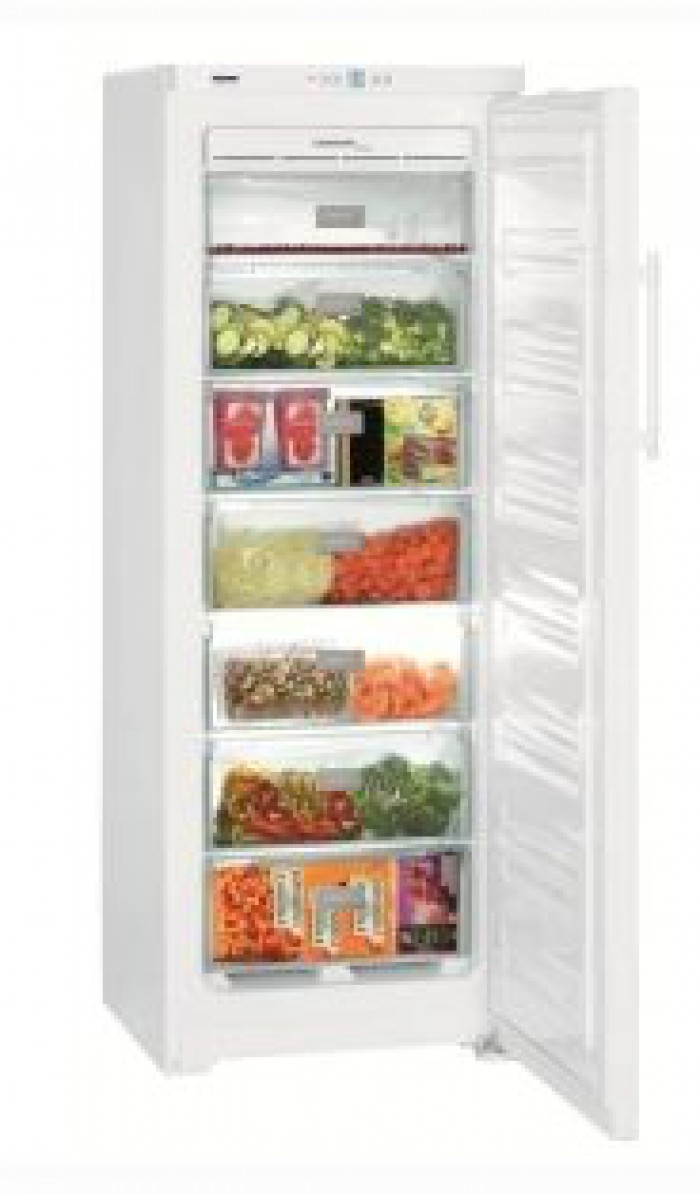 Congelateur armoire no frost 7 tiroirs liebherr spinassou sarl - Congelateur armoire no frost liebherr ...