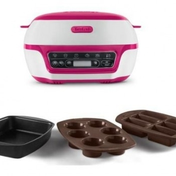 MACHINE A GATEAUX  CAKE FACTORY.  TEFAL